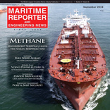 New issue of Maritime Reporter and Engineering News