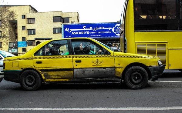 روند کند نوسازی ناوگان تاکسیرانی