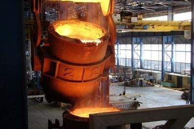 فولاد اسفراین برای قطارهای رجا چرخ تولید میکند