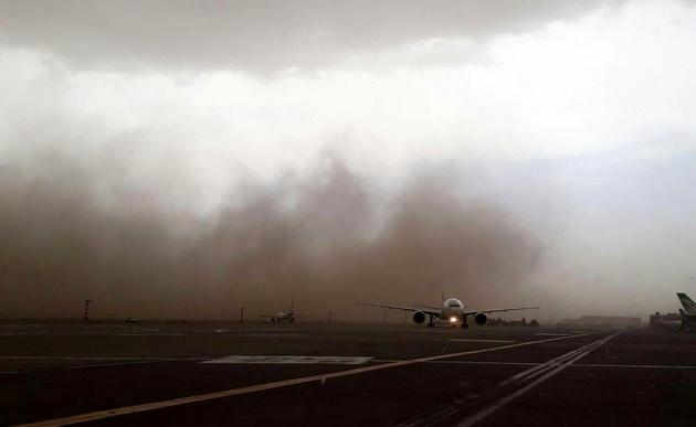 لغو پرواز تهران - بجنورد به دلیل شرایط نامساعد جوی