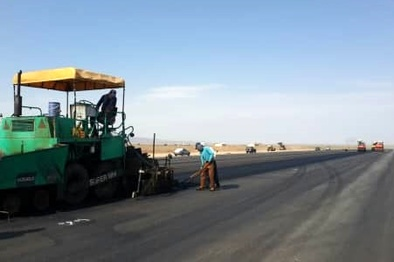 ۱۲۹ کیلومتر از جادههای آسفالته استان همدان بهسازی شد