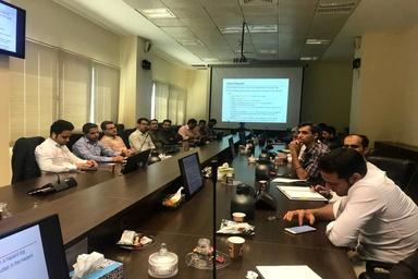 برگزاری دوره آموزشی بررسی سوانح دریایی و سیستم مدیریت ایمنی در بندر بوشهر