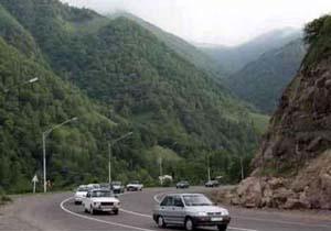 جادههای مازندران در روز عاشورای حسینی بدون ترافیک