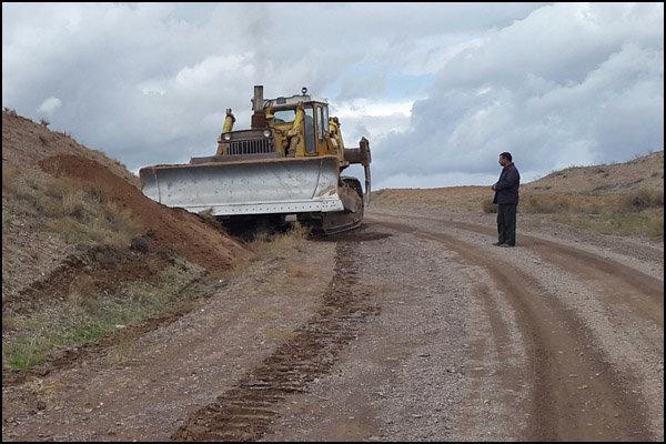 پیمانکار جاده الیگودرز - داران مشخص شد/ ادامه عملیات اجرایی پروژه بعد از تعطیلات