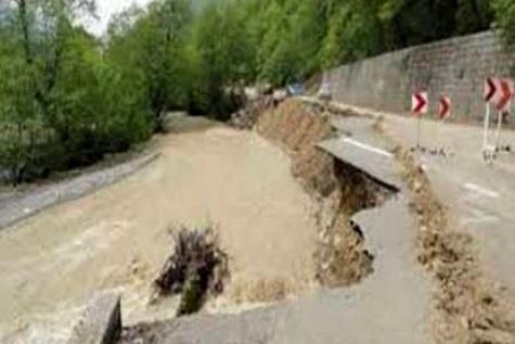 خسارت پنج میلیارد ریالی بارندگی به بخش راه سرولایت