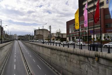 کاهش ۹۵ درصدی ترددهای پایتخت در روز طبیعت