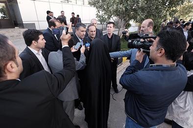 وزیر راه و شهرسازی از مرز مهران بازدید کرد