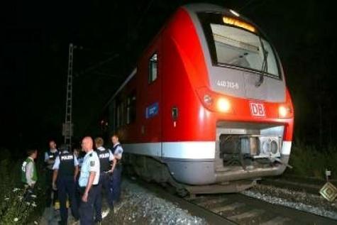 داعش مسئولیت حمله به قطار مسافربری آلمانی را پذیرفت