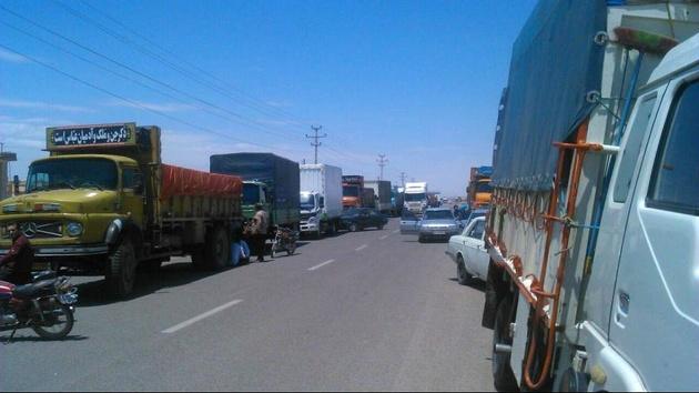 درخواست رانندگان کامیون: معضل پرداخت نشدن کرایه حمل را حل کنید