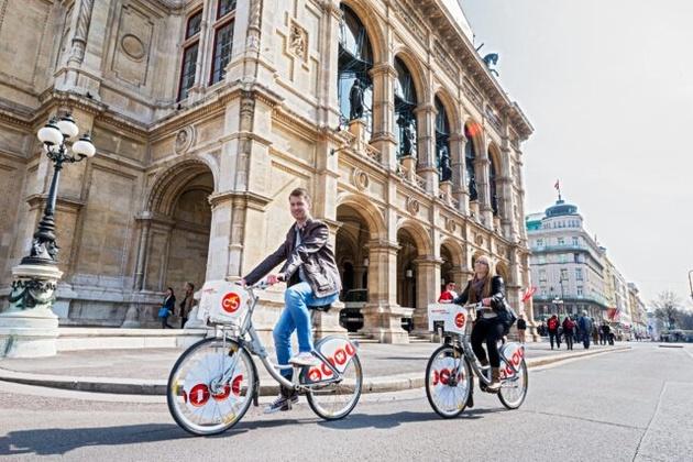 وین، شهر دوچرخه سواری