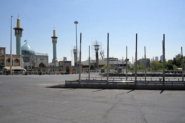 آغاز طرح ساماندهی میدان تجریش با جمع آوری پایانه حمل و نقل عمومی