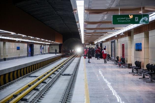 ایستگاه درونشهری قطار همدان سال آینده احداث میشود