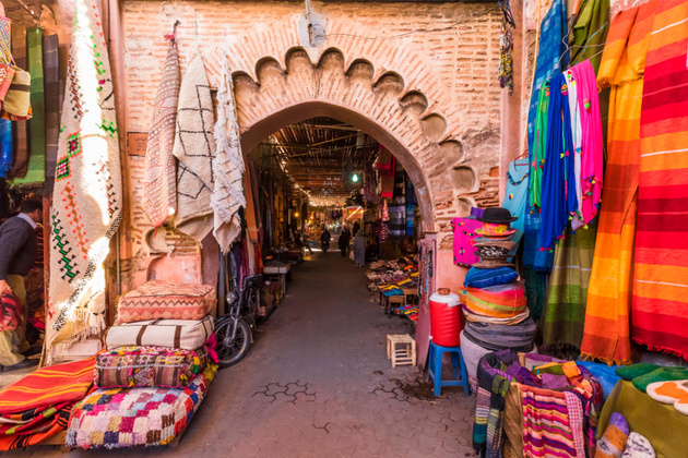 Take an Epic Trip to Morocco in Luxury
