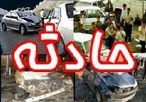 مرگ عابر پیاده براثر برخورد 2 دستگاه خودرو در بابل