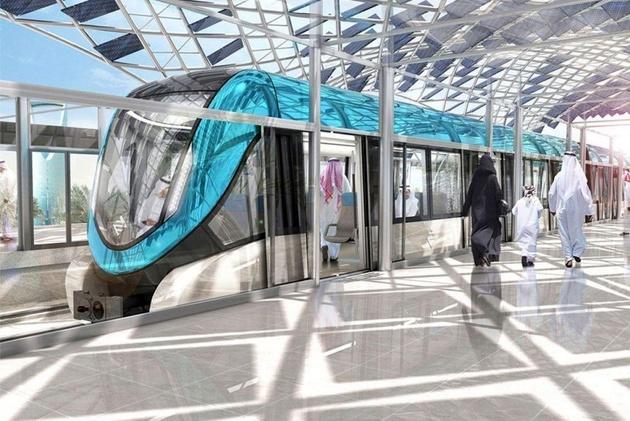 آزمایش اولیه پروژه مترو ریاض توسط «آلستوم»