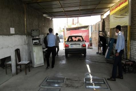 درصد از خودروهای شهر تهران معاینه فنی دارند / فرآیند معاینه فنی صحیح انجام نمیشود