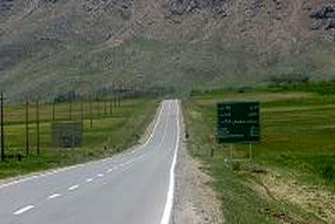 ۱۸۲ کیلومتر از راه های شهرستان اردل خط کشی شد