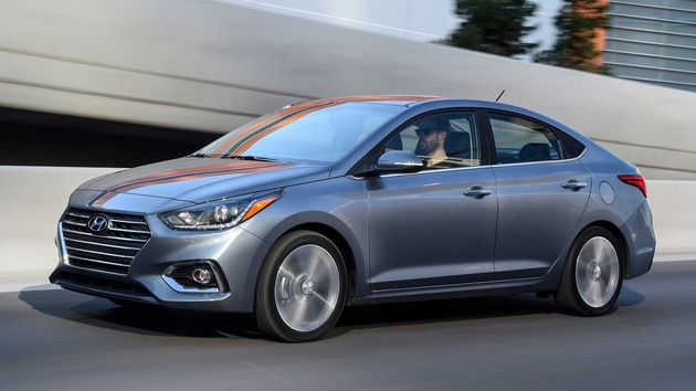 2020 Hyundai Accent Gets New Engine, Gearbox For Better Fuel Economy