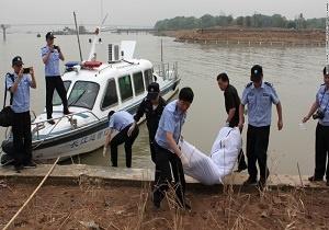 واژگونی قایق در چین با 18 کشته و ناپدید