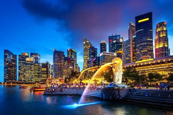 China and Singapore Deepen Free Trade Commitment