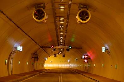 رونمایی از فنهای تونلی برگشتپذیر