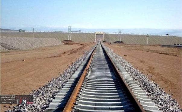 خط راه آهن ارتباطی بین عراق و ایران احداثمی شود