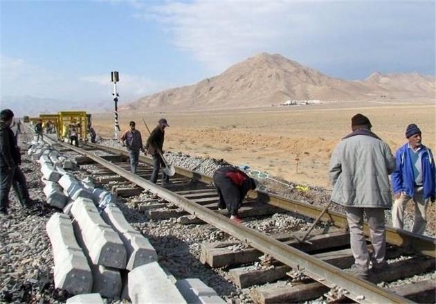 تاثیرات مثبت اتصال شبکه ریلی ایران به عراق در رونق خط ریلی کرمانشاه