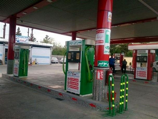 تمام بنزین تولیدی میسوزد