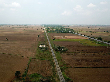 Cambodia reinstates Sisophon – Battambang railway