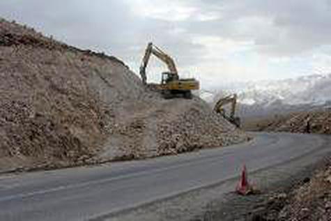 اصلاح نقاط حادثه خیز در شرق گیلان