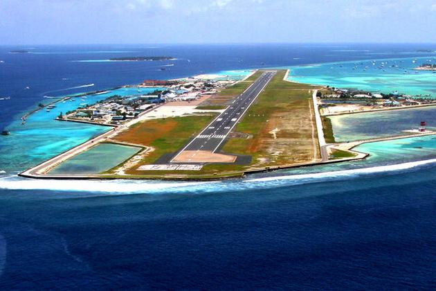 خطر سیل برای فرودگاههای ساحلی با تغییرات آبوهوایی