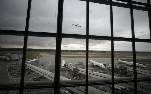 سیستم شناسایی پهپادهای ناشناس در فرودگاه لندن