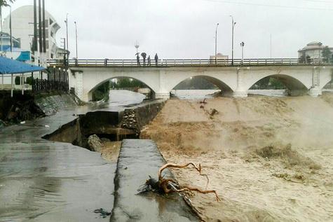 خسارت سیل به مازندران