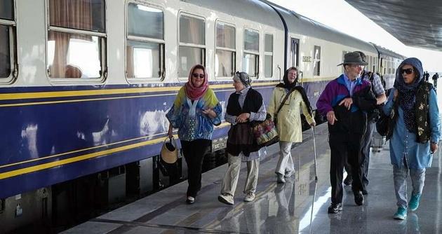 مسیرهای انتخابی بیستوچهارمین قطار «عقاب طلایی» در ایران