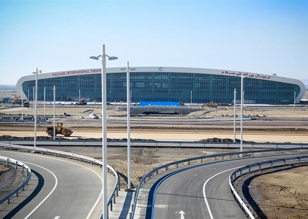 احتمال برقراری پروازهای داخلی به مقاصد گردشگری از ترمینال «سلام»