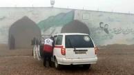 انتقال ۸ مصدوم از بیمارستان الحسین کربلا به مرز مهران + اسامی
