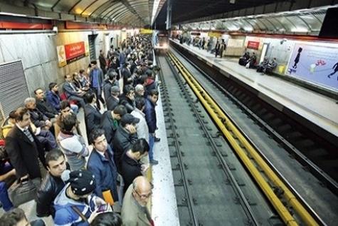 بررسی کاهش قیمت بلیت مترو در ساعات غیر پیک