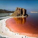 زلزله کرمانشاه، سطح آب دریاچه ارومیه را بالا آورد