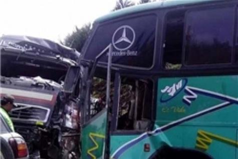 سانحه رانندگی در بولیوی ۱۵ کشته بر جای گذاشت