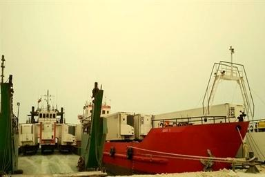 صادرات اولین محموله کانتینر یخچالی به امارات