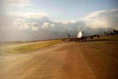 بهرهبرداری از دستگاه vor در فرودگاه بینالمللی بیرجند