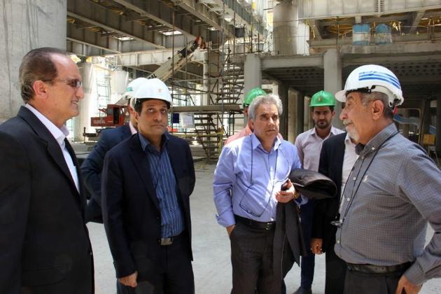 اتمام پروژههای فرودگاه شیراز در موعد مقرر
