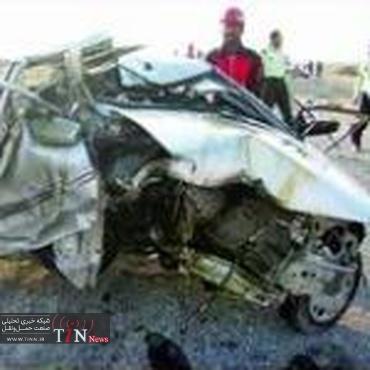 شاخص مرگومیر ناشی از تصادفات در استان ۲۹ درصد است