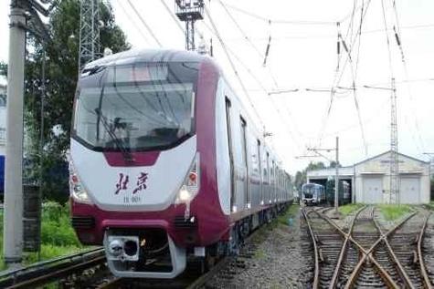 Alstom wins Beijing metro traction equipment contract