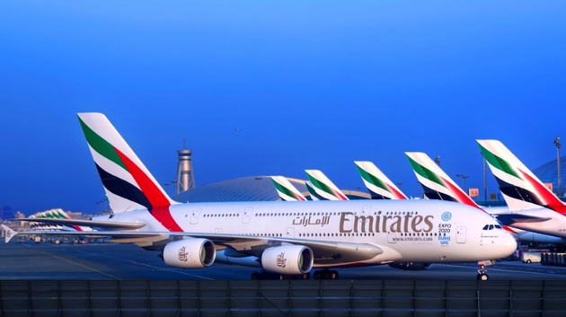 Emirates Returns to Profit Growth at Lowest Margins Since 2012