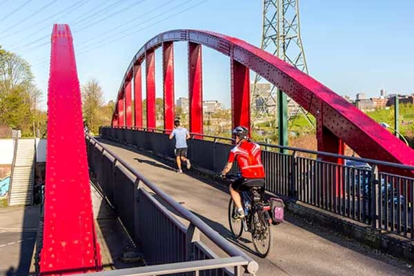 Moving Beyond the Autobahn: Germany's New Bike Highways
