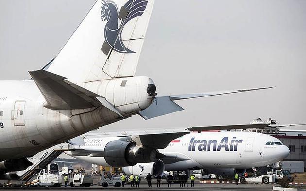 پرواز فوقالعاده «هما» به پاریس