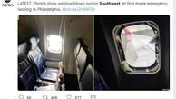 Southwest engine failure kills one person ending safety streak