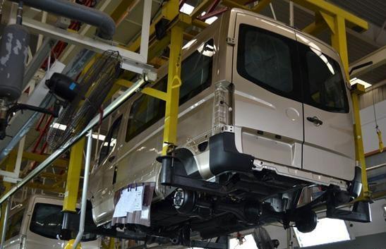 کاهش تولید ون در خودروسازان داخلی