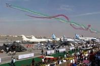 ایرشو2017 دبی/ روز پرکار ایرباس